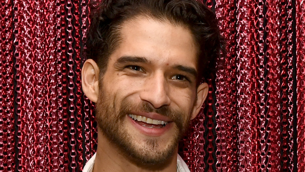 """Tyler Posey arrives at the afterparty of Netflix's """"Fast and Furious"""" in 2019"""