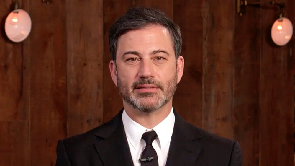 Jimmy Kimmel in a suit
