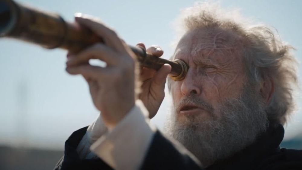 Steve Coulter as GEICO's Captain Ahab