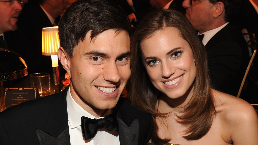 Ricky Van Veen and Allison Williams at Spike TV's Don Rickles: One Night Only