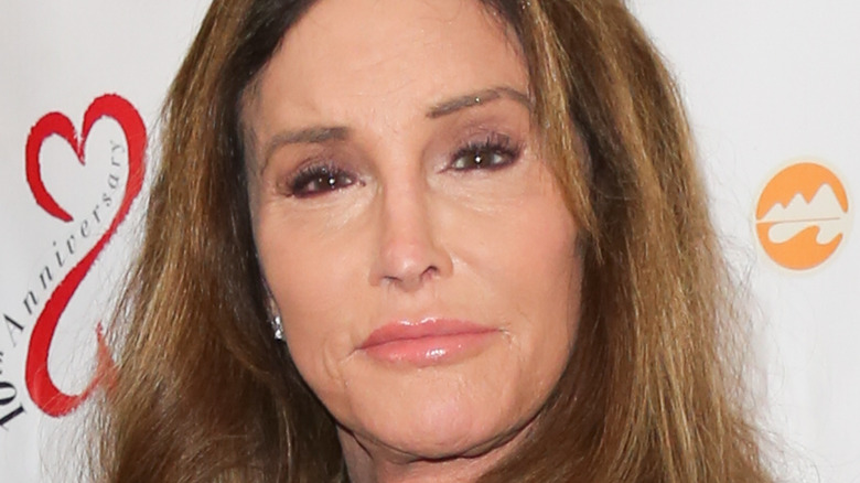 Caitlyn Jenner attending Open Hearts Foundation 10th Anniversary Gala