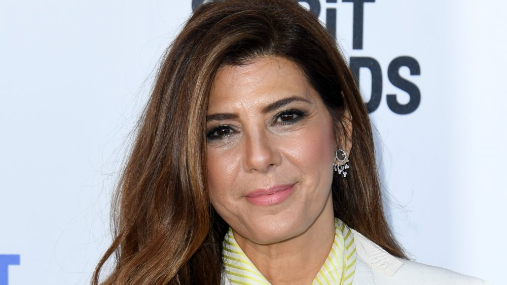 Marisa Tomei attends the 2020 Film Independent Spirit Awards