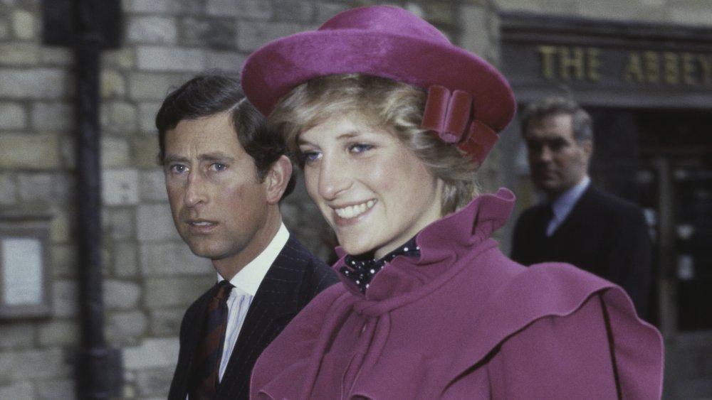 Prince Charles and Princess Diana of Wales