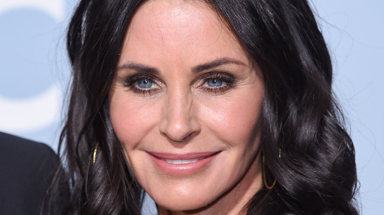 Courteney Cox at an event