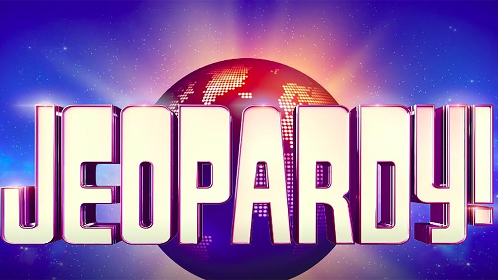 The Jeopardy logo