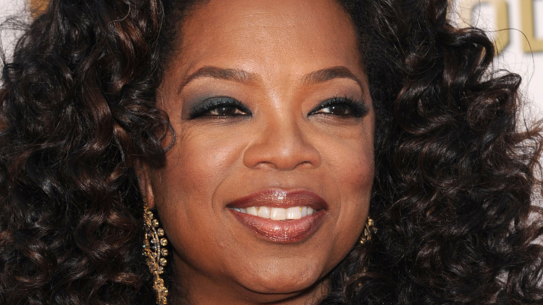 Oprah Winfrey at the Critics' Choice Movie Awards 2014
