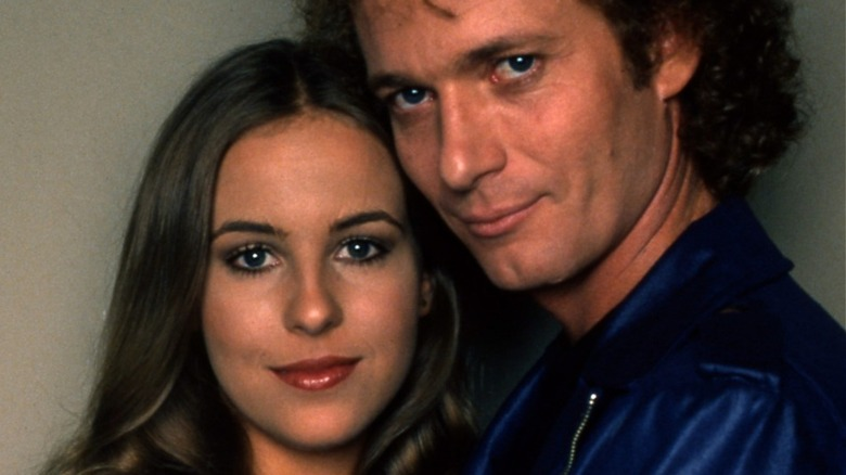 Anthony Geary and Genie Francis as Luke and Laura