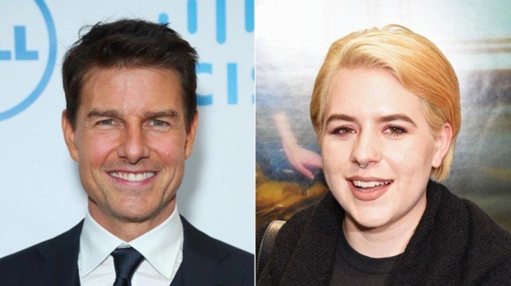 Tom Cruise and Bella Kidman Cruise