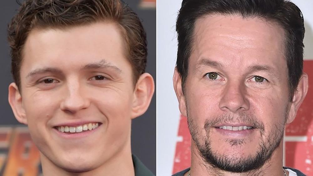Tom Holland, Mark Wahlberg