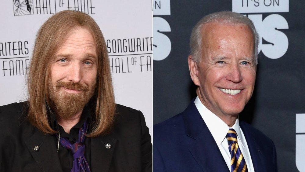 Tom Petty & Joe Biden