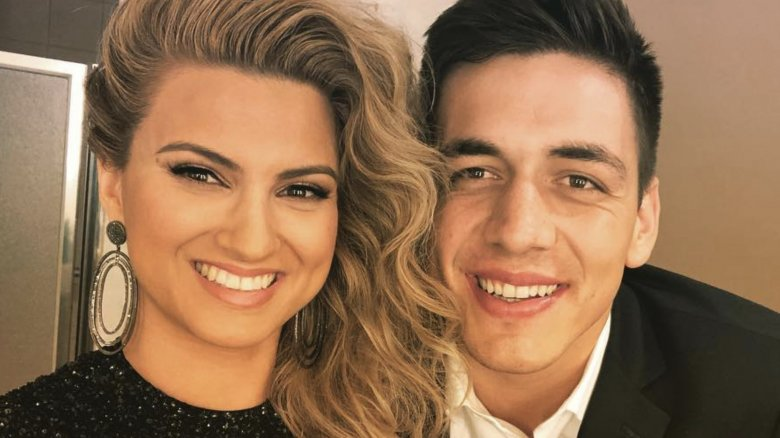 Tori Kelly and André Murillo