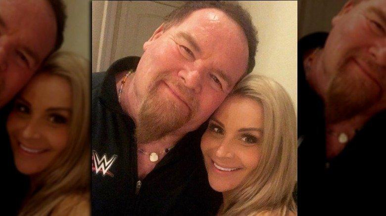 """Natalya Neidhart and Jim """"The Anvil"""" Neidhart"""