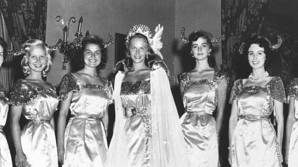 Vintage Miss America winners
