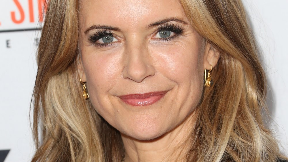 Kelly Preston at the 10th Annual Living Legends of Aviation Awards