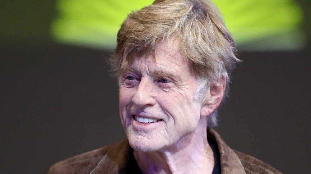Robert Redford at Sundance Film Festival