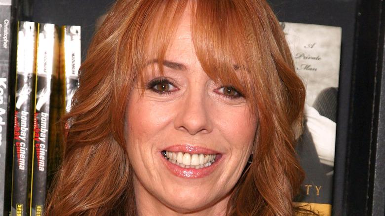 Mackenzie Phillips smiling
