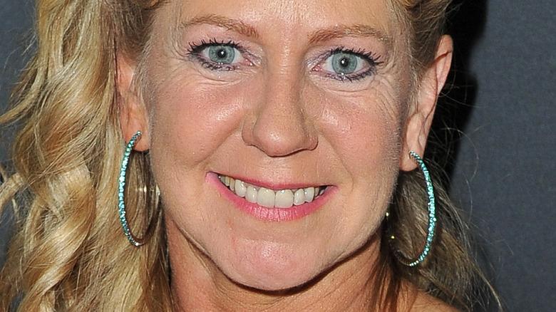 Tonya Harding smiling