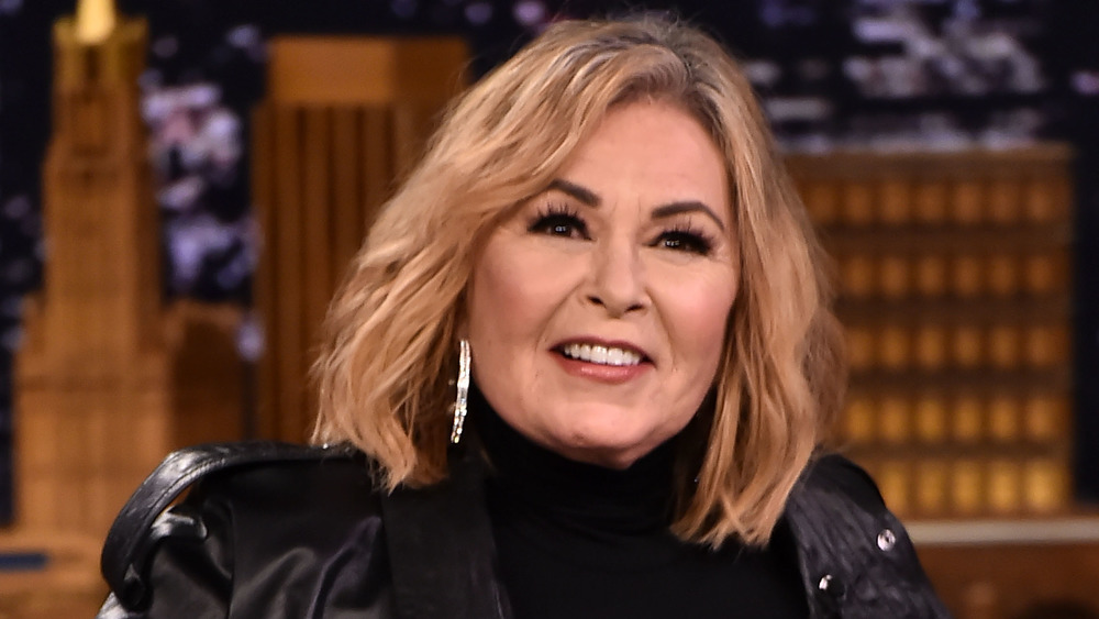 Roseane Barr on The Tonight Show in 2018