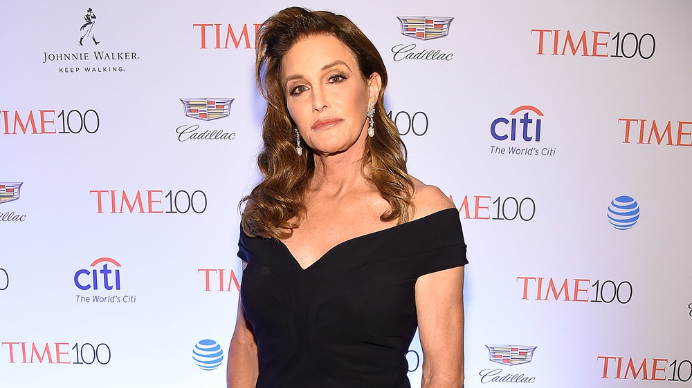 Caitlyn Jenner at the Time 100 Gala