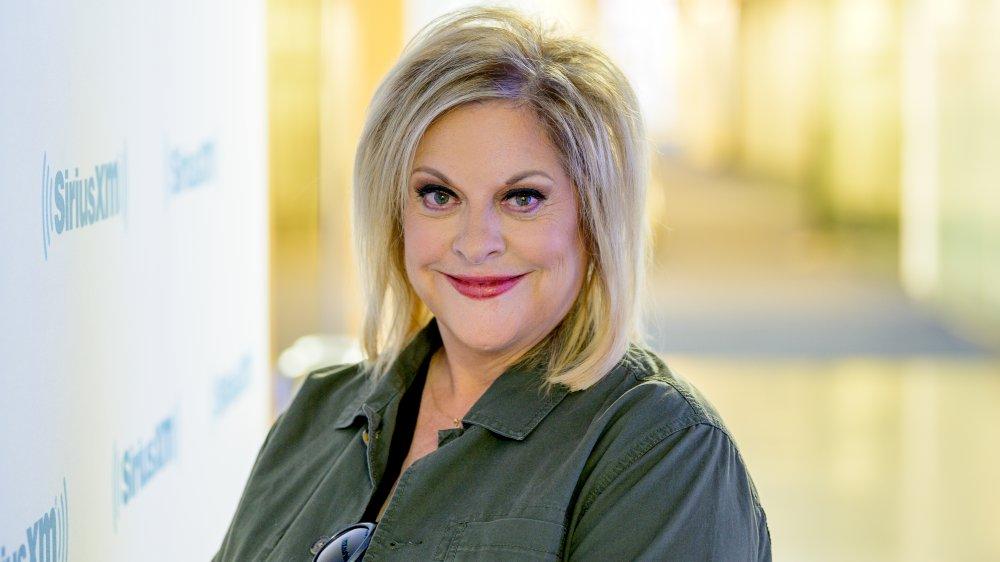 Nancy Grace at SiriusXM in 2019