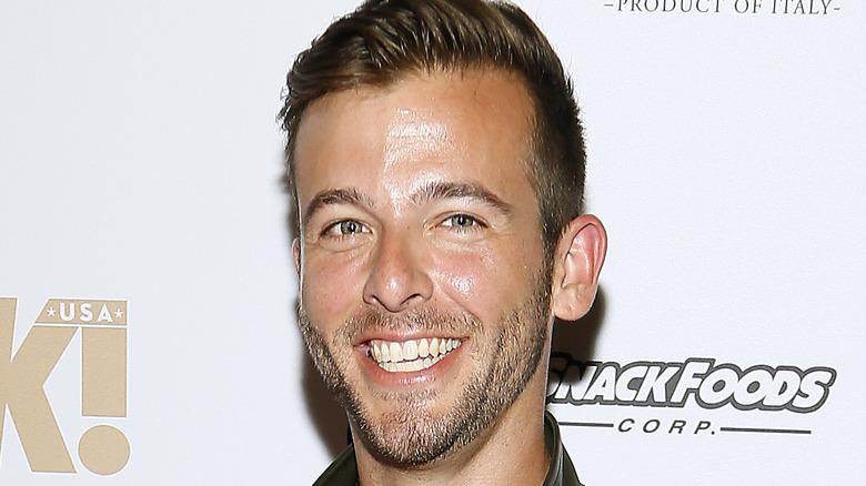 Tyler Whitman smiling