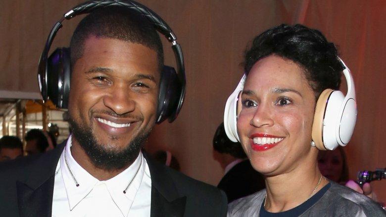 Usher, Grace Miguel