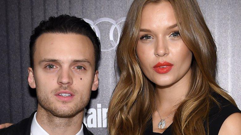 Victoria's Secret model Josephine Skriver and Alexandre DeLeon