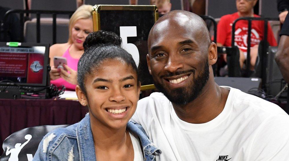 Gianna Bryant, Kobe Bryant