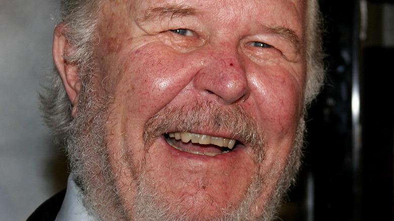 Ned Beatty laughing