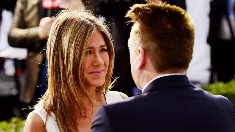Jennifer Aniston, Kevin Huvane
