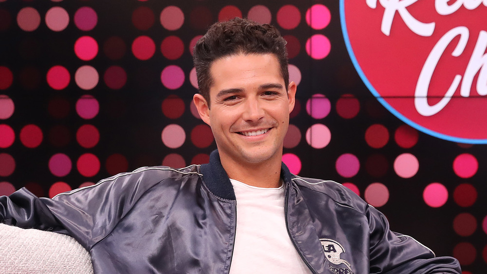 Wells Adams appears on Reality Check in February 2020