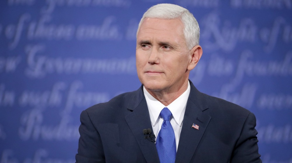 Mike Pence in suit