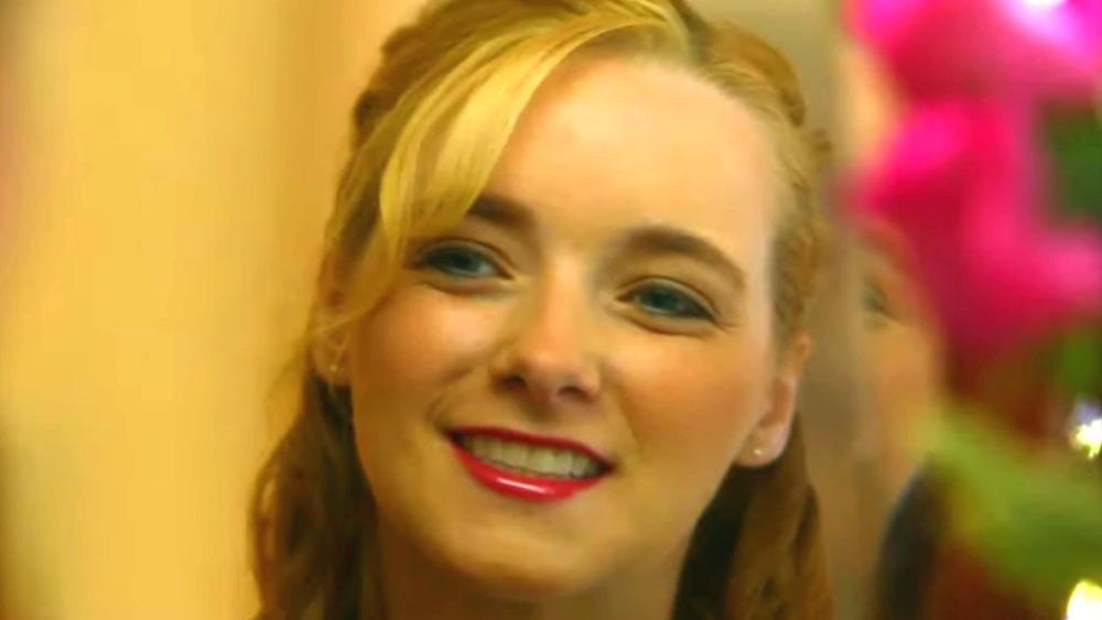 Rebecca Schmucker smiling