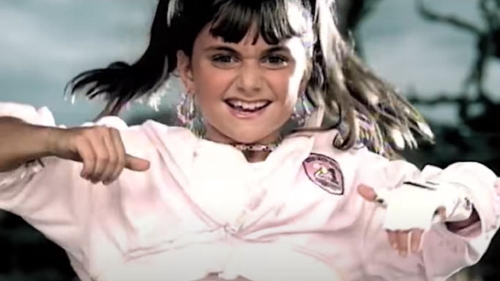 Alyson Stoner in Missy Elliott's Work It video