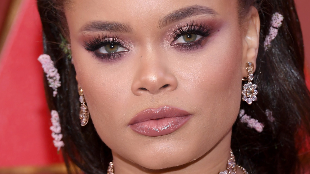 Andra Day at an event