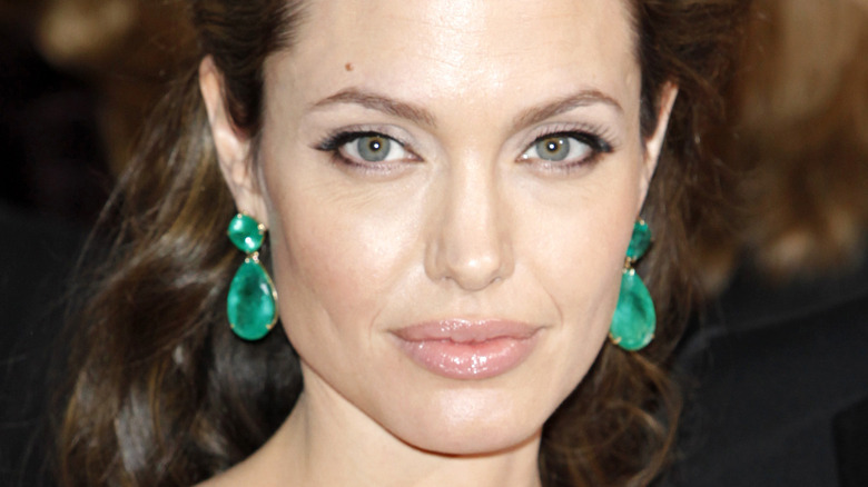 Angelina Jolie at an event