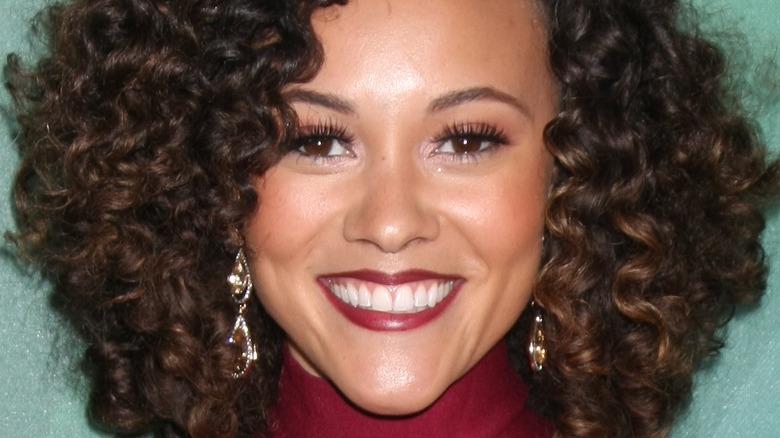 Ashley Darby smiling
