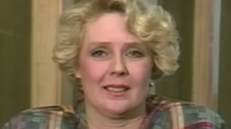 Betty Broderick looks into camera