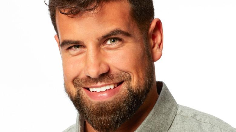 Blake Moynes smiling