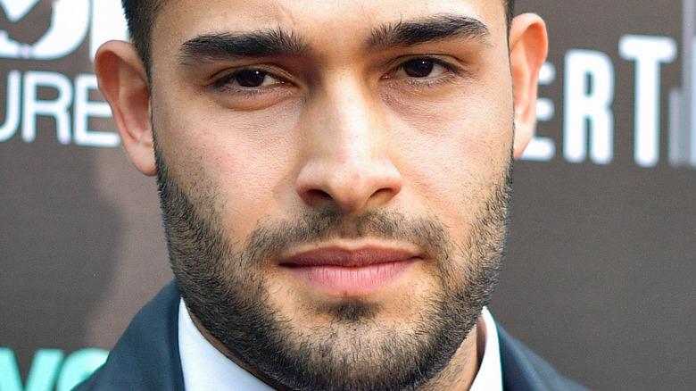 Sam Asghari beard