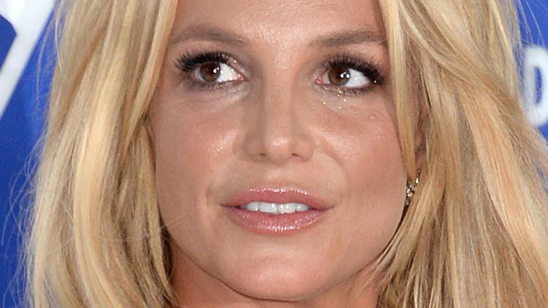 Britney Spears lip gloss