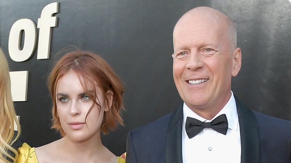 Tallulah Willis, Bruce Willis