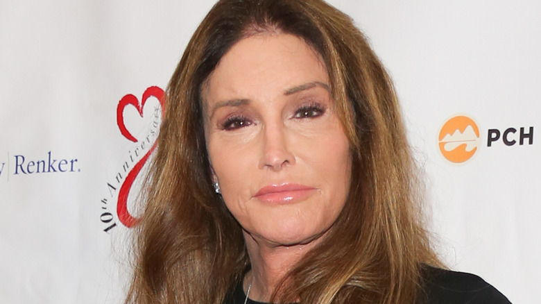 Caitlyn Jenner attends the Open Hearts Foundation 10th Anniversary Gala