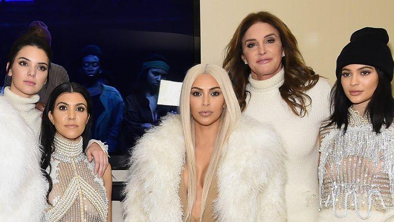 Caitlyn and Kylie Jenner, Kim Kardashian