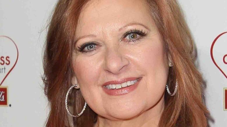Caroline Manzo smiling
