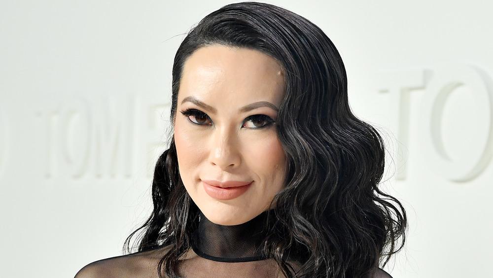 Christine Chiu smiling