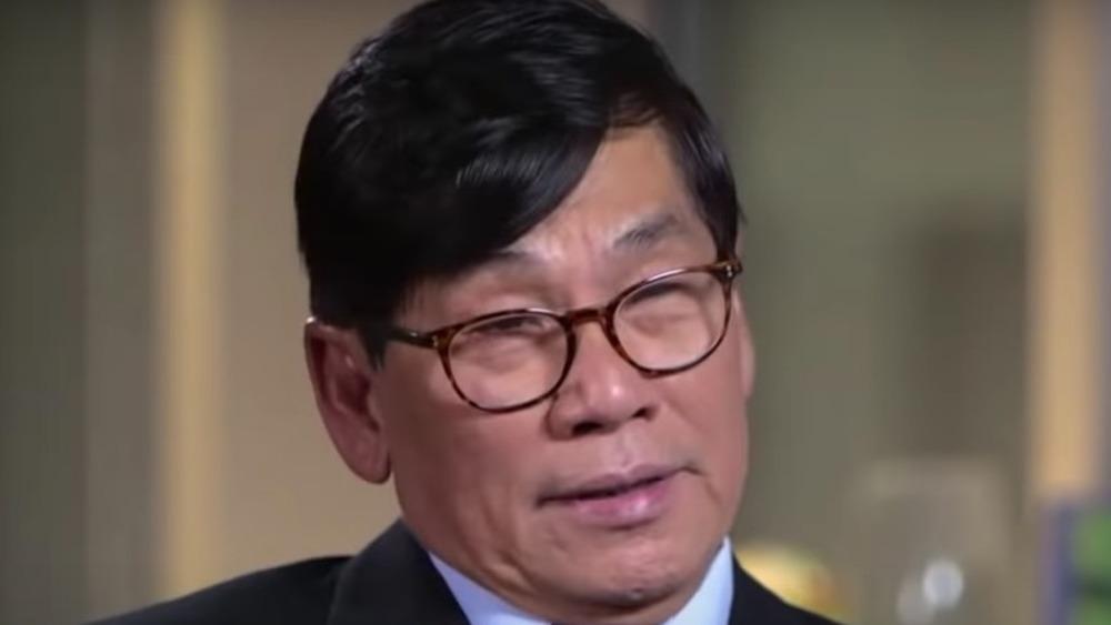Dr. David Dao in an interview