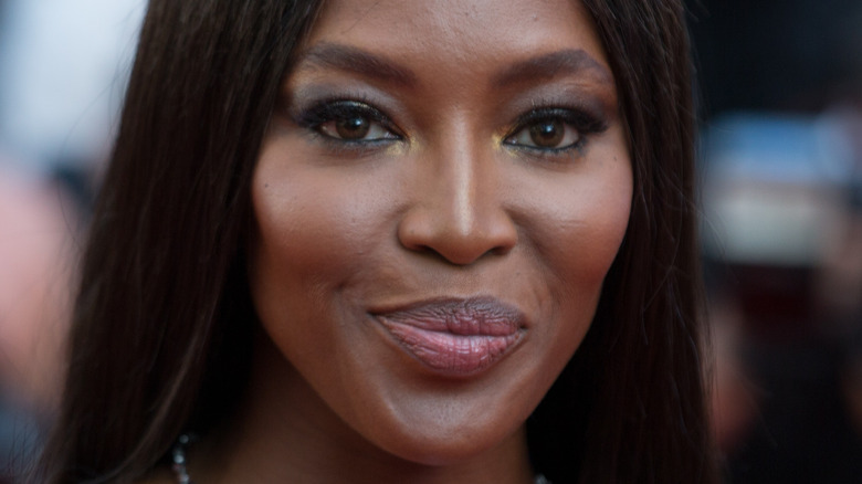 Naomi Campbell, Cannes, 2017