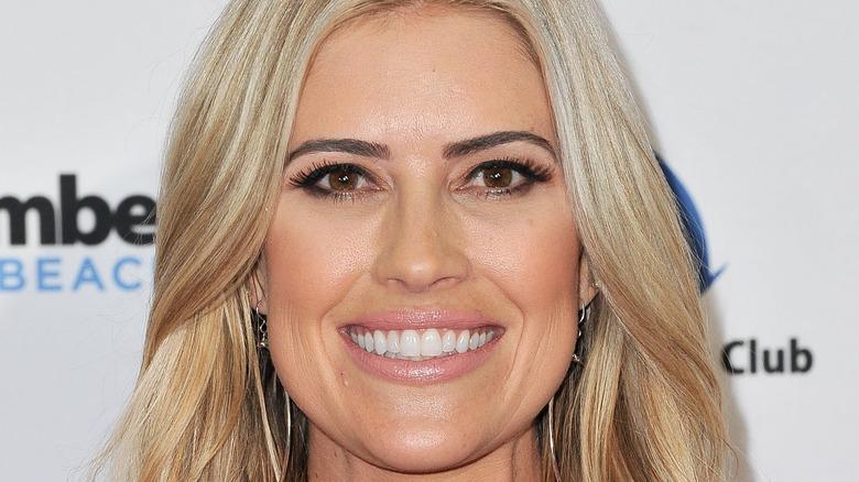 Christina Haack smile