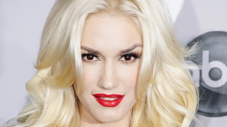 Gwen Stefani at an event